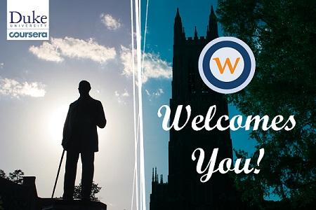 Welcome Duke MOOC