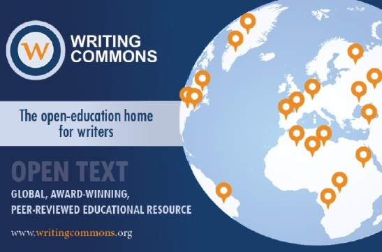 Writing Commons Post Card