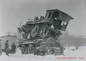Train Wreck 4