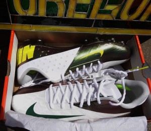 Oregon Football Cleats