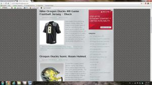Oregon Football Jerseys Site