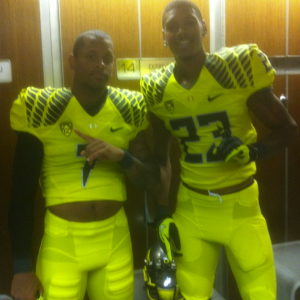 Oregon Highlighter Uniforms