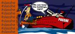 SLASSHE Sinking Ship