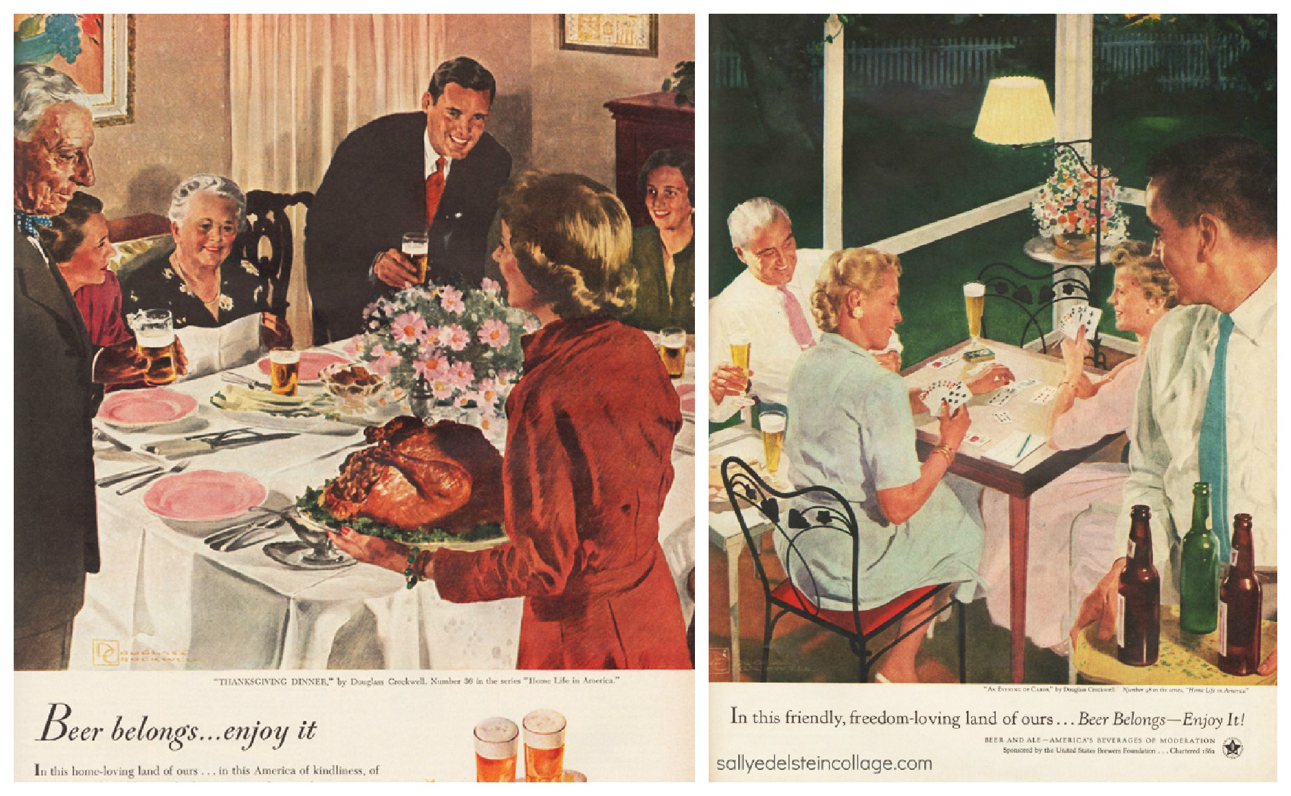 Back When Celebrating Thanksgiving Meant Having A Good