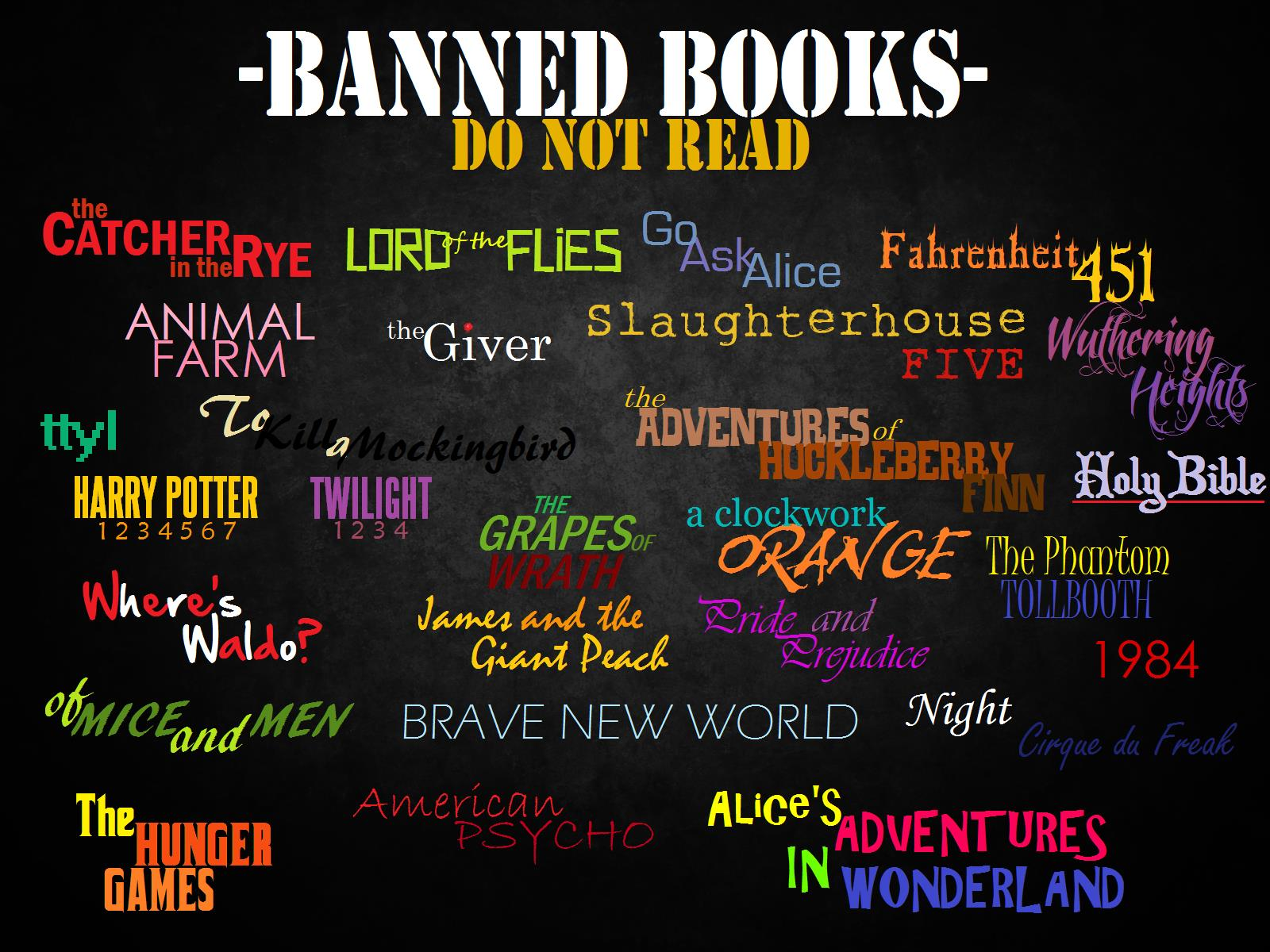 essay on banned books