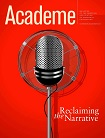 Academe blog cover image