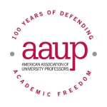 AAUP 100 Years Logo 2johnkwilson
