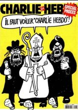 Jews, Catholics, Muslims United in Hatred of Charlie Hebdo