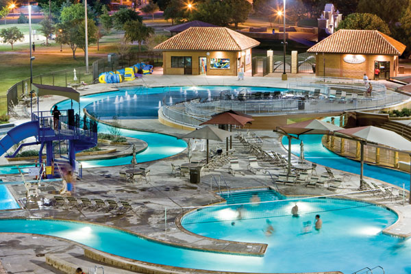 Lazy Rivers And Aquatic Centers Suddenly The Climbing Walls Seem Kind Of Trivial Academe Blog