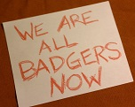 We Are All Badgers Now