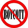 Boycott Boycotts