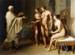Socrates_reproaching_Alcibiades,_Anton_Petter