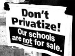 Don't Privatize