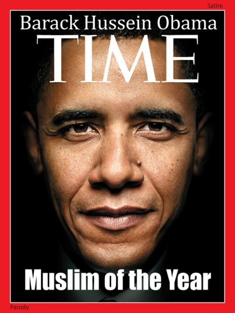 Time--Obama--Muslim of the Year