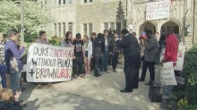 Duke Students Protest Wages on Campus