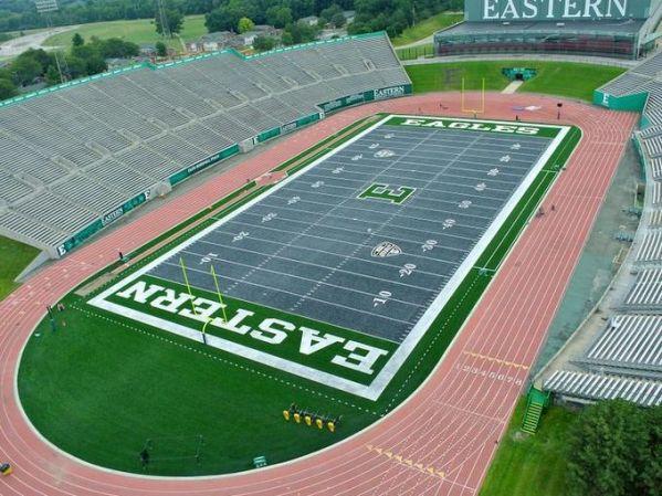 EMU's Gray Football Field