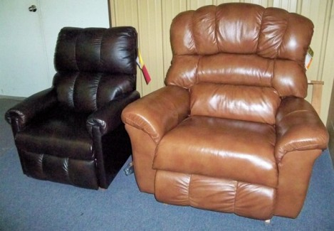 Normal and Big Boy Recliners