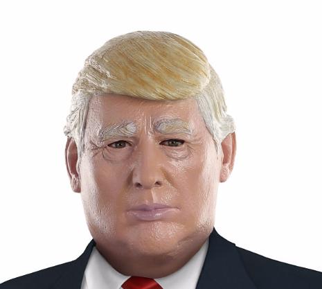 Trump Mask 2