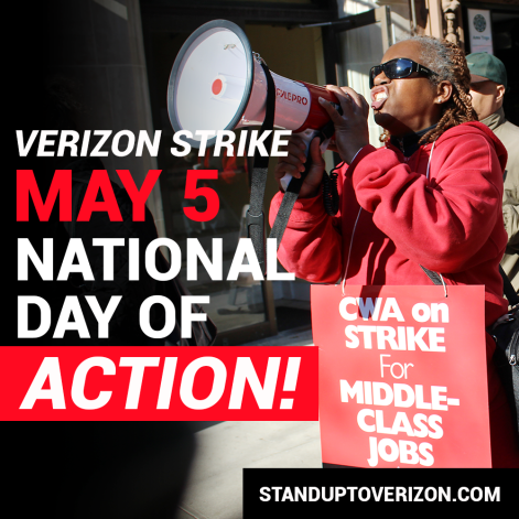 Verizon Strike [CfAF]