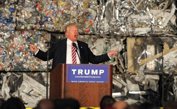 Trump and Recycling 002