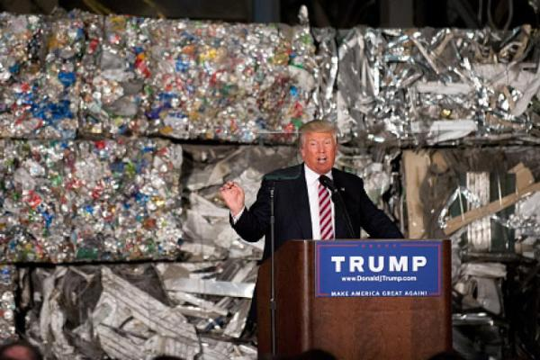 Trump and Recycling 003