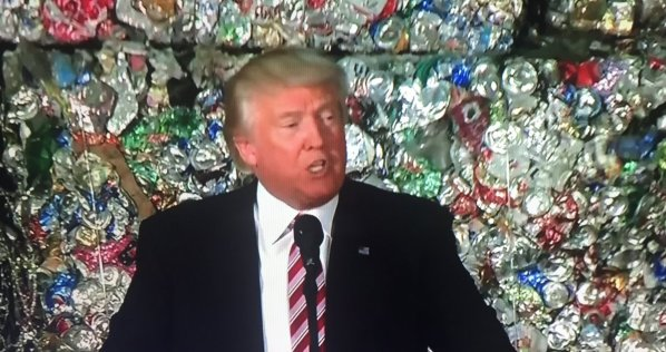 Trump and Recycling 004