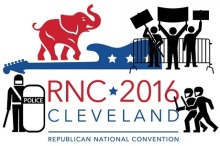 GOP Convention in Cleveland