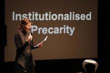 Institutionalized Precarity