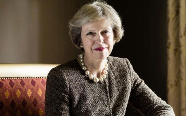 8 Theresa May