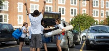 College-Move-In-Day