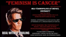 Milo Yiannopoulos at DePaul []