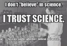 i-trust-science